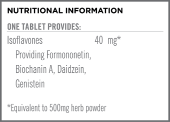Flavanon-4 Nutritional Information
