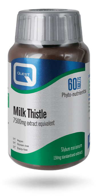 Milk Thistle 60 tabs