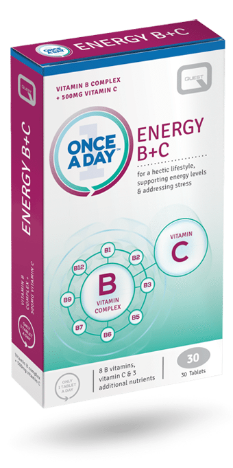 Once a Day Energy B+C