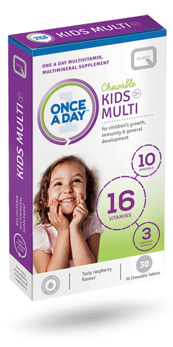 Once a Day Kids Multi